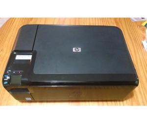 Impresora Todo-en-Uno HP Photosmart C Imprime color