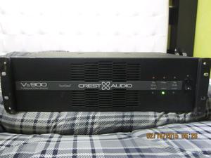 JBl TR 225 mas potencia audio crest vs 900