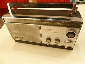 Radio Noblex Giulietta, Funcionando