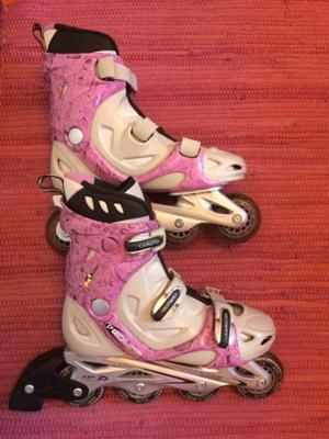 Rollers Mujer Derby pro line 900