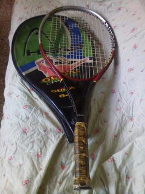 Vendo Head Guga para tenis c/ funda