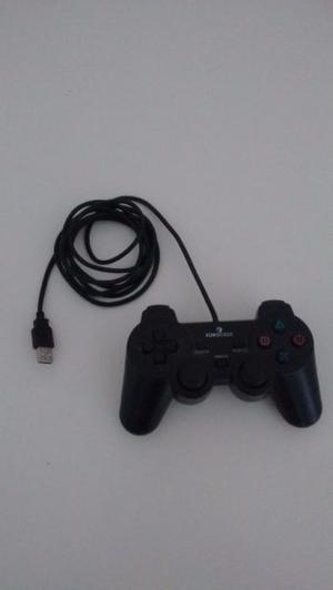 Vendo joystick para PC/PS3 con cable y sin uso