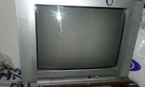 vendo tv de 29 admiral con control remoto y soporte