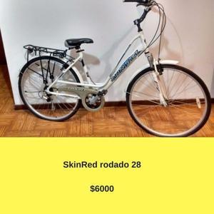 Bicicleta RedSkin rodado 28, de mujer