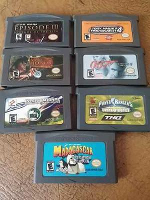 Juegos Game Boy Advance. El Precio Es Por Cada Uno
