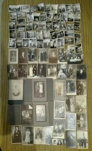 Lote fotografias antiguas