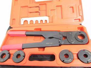Pinza Anilladora Pex 5en1 Para Anillo De Cobre - Calefaccion