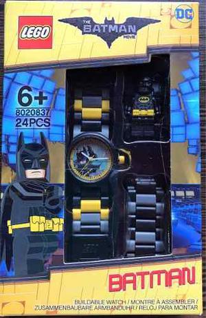 Reloj Lego Batman The Movie En Caja Original