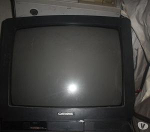 TV 21 CONTINENTAL CON CONTROL A REPARAR $ 400