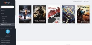 Vendo Cuenta de Origin con 5 Juegos (Titanfall, Battlefield