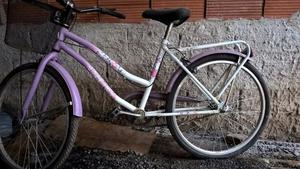 Vendo bici semi nueva