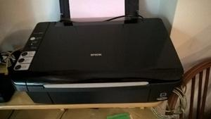 impresora Epson cx usada funciona