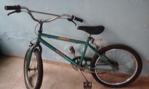 vendo bicicleta niño poco uso.
