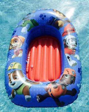 Paw Patrol Bote 102x69 Cm Toybox