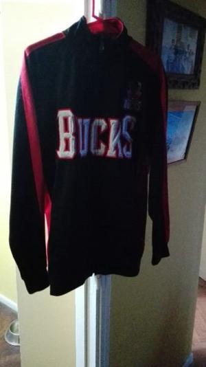 Campera NBA Milwaukee Bucks talle L