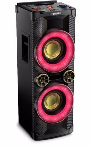 Minicomponente - Torre De Sonido Philips NX Watts