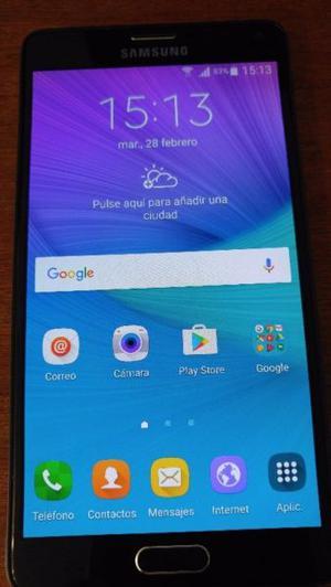 Samsung Note 4 Libre De Fábrica - A Reparar! Leer