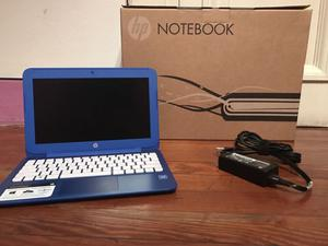 Vendo Notebook HP muy poco uso!