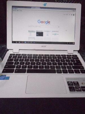 acer chromebook 11 (intel celeron, 2 gb, 16 gb Ssd,white)