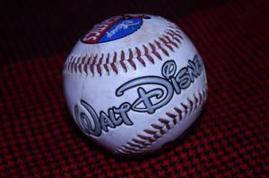 pelota de beisbol walt disney world