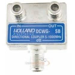 Derivador Splitter De Señal Holland Ghs-2