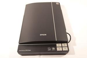 Escaner Epson Perfection V370 Foto/diapo/negativo/documento