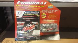 Ferrari 312 Niki Lauda  Coleccion Formula1 Salvat