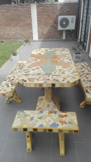 Juegos de jardín cemento cerámica directo fabrica | Posot Class