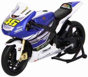 Moto Yamaha Yzr-m Valentino Rossi Escala 1:12