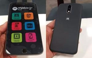 Motorola moto g4 plus 32gb lte libre