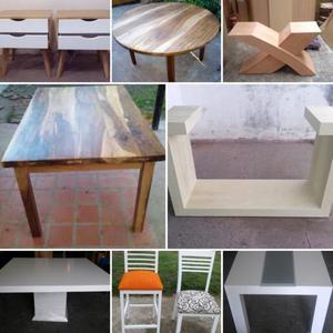 Muebles y diseño.