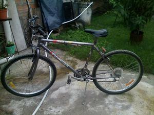 Vendo bicicleta completa  en excelente estado