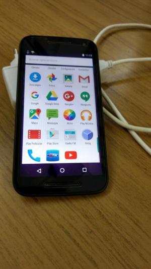 Vendo celular Motorola Moto G3