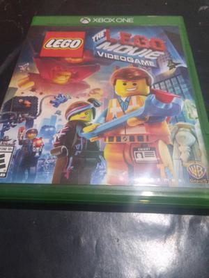 Juego The Lego Movie Xbox One Nuevo