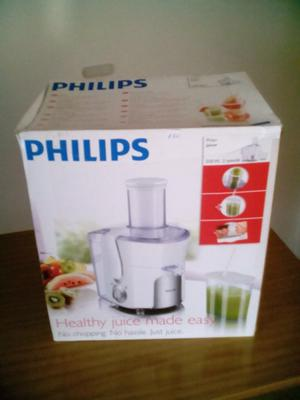 Juguera philips juicer hr