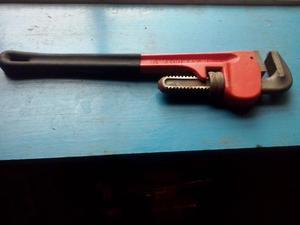 llave para caños stilson stylson