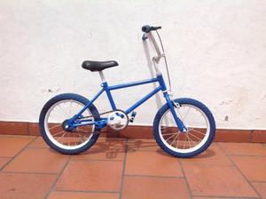 Bicicleta usada para niños