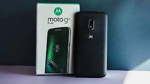 Motorola Moto G4 Play Nuevo con caja y accesorios