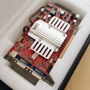 Placa de video GeForce GT
