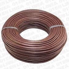 Rollo Cable Unipolar Antillama 4mm2 x 100 Mts.