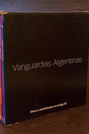 Vanguardias Argentinas Libros Colección Clarin Arquitectura