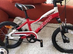Vendo bici de niño nueva