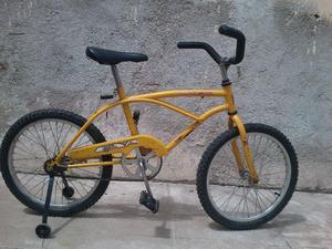 Vendo bici playera rodado 20