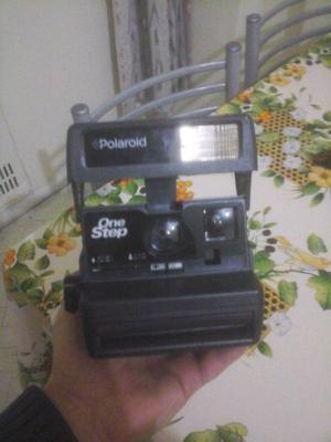 Vendo camarainstantanea polaroid funcionando