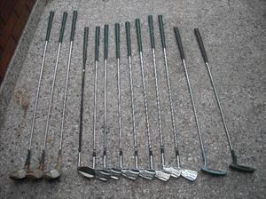 equipo completo de golf 12