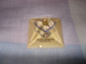 recuerdo de colonia - uruguay - con el escudo de velez