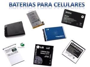 Baterías para celulares LEER modelos y precios