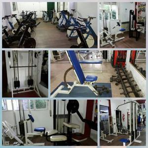 maquinas y equipamiento para gimnasio posot class