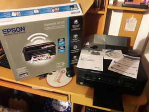 Impresora Epson xp 231