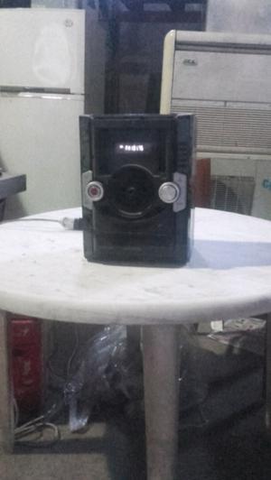 Minicomponente Panasonic Sc Akw Rms C U00f3rdoba